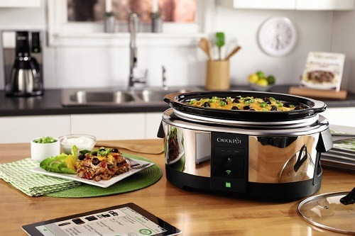 Crock Pot Smart Slow Cooker