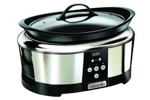 Stainless Steel Crockpot Next Generation Cooker